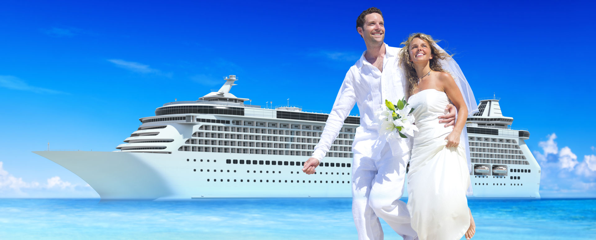 Weddings at Sea Couple